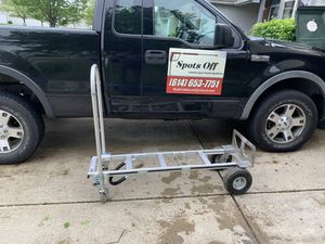 NK HTA 7B Heavy Duty 2in1 Senior Convertible Aluminum Hans Truck.Fully Assembled for Sale in Canal Winchester, OH