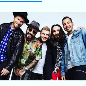 Backstreet Boys club level box seats for Sale in Boca Raton, FL