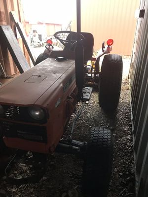 Kubota 4x4 Diesel Tractor with bush hog for Sale in Inwood, WV
