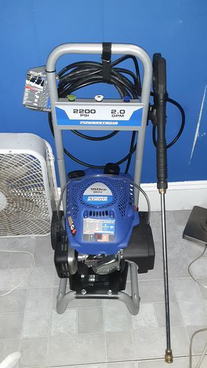 Gas pressure power washer for Sale in Pawtucket, RI