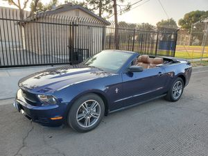 2011 Ford Mustang Convertible for Sale in Los Angeles, CA