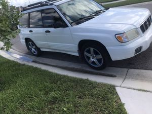 Subaru forester for Sale in Haines City, FL