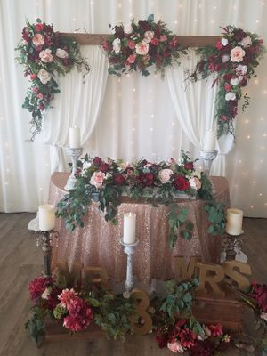 Wedding Arch and More for Sale in Huntington Beach, CA