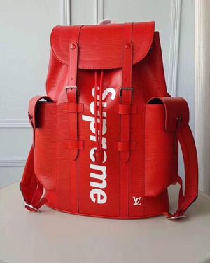 Supreme LV backpack for Sale in Chantilly, VA