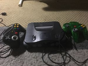 Nintendo 64 W games (80) for Sale in Chandler, AZ