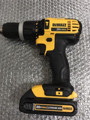 Hammer Drill nuevo con batería 60$ precio firme for Sale in Bell, CA