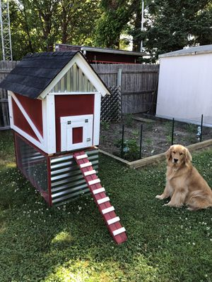 Barn Style Chicken Coop for Sale in Locust, NJ