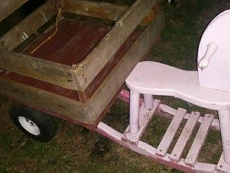 DIY Projects Yard Decor Going To Add Another Arch To Make It Like A Chuck Wagon for Sale in Dallas,  TX