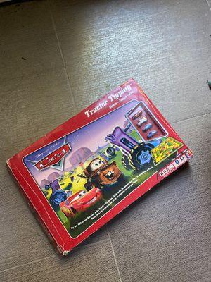 Pixar Cars board game for Sale in Rancho Palos Verdes, CA