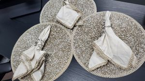 Pier one imports placemats set of 3 for breakfast are or kitchen island for Sale in Taylors, SC