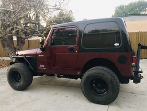2003 Jeep Wrangler for Sale in Beverly Hills, CA