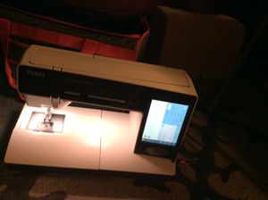 PFAFF creative vision 5.0 for Sale in Poway, CA