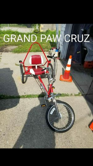 "JASS Trike Recumbent ""Trike"" $300 (read whole ad) for Sale in Detroit, MI"