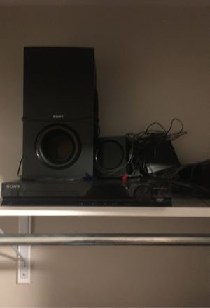 Sony TV surround sound system for Sale in Celina, OH