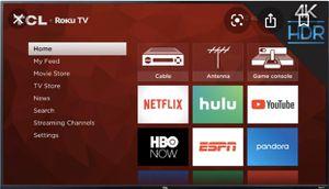 Roku tv 55 inch 4K for Sale in Redland, MD