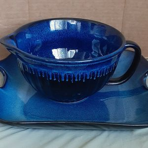 Basque Bowl & Tray Set for Sale in Lemoore, CA