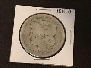 1881- O $1 Morgan for Sale in Midvale, UT