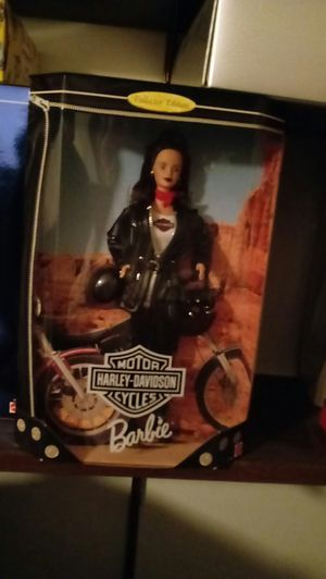 Collectors edition harley davidson barbie for Sale in Kirkersville, OH