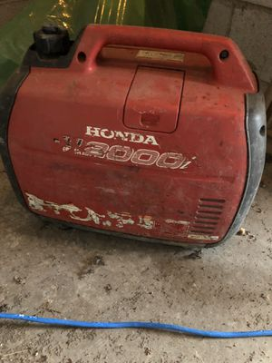 Honda 2000i generator for Sale in Columbus, OH