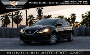 2017 Nissan Sentra for Sale in Montclair, CA