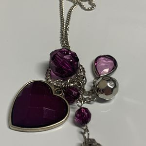 Purple Hearts Necklace for Sale in Oklahoma City, OK