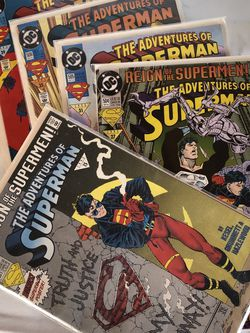 The Adventures Of Superman 504- 507 for Sale in Montebello,  CA