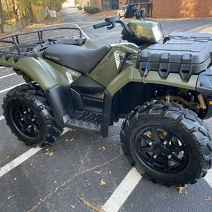 2016 Polaris sportsman 550 EFI for Sale in Atlanta, GA