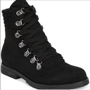 Lace-Up Booties by Carlos Santana Size 8.5 US for Sale in Newton, MA