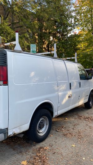 2001 3500 Chevy Express van for Sale in Chevy Chase, MD
