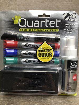 Quartet Whiteboard Marker Set for Sale in NJ, US