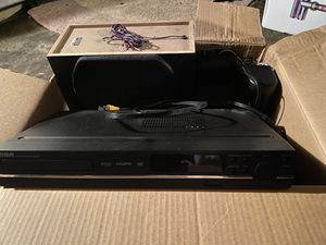 BlueRay DVD player/ super basic surround sound system. for Sale in Denver, CO