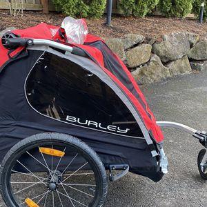 Burley Double Bike Trailer for Sale in Tualatin, OR