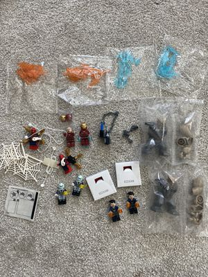 Lego super heroes / new / spiderman / iron man / dr strange and others for Sale in Dunn Loring, VA