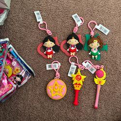 Sailor Moon Keyring for Sale in Menifee,  CA