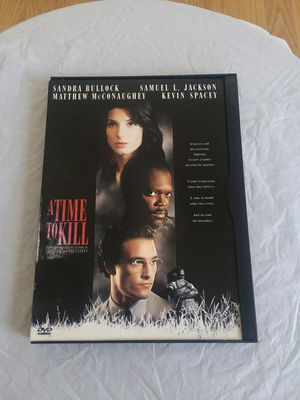 A time to kill dvd for Sale in Surprise, AZ