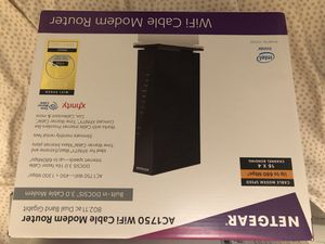 NETGEAT WiFi Cable Modem Router for Sale in Miami, FL