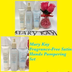 MARY KAY Fragrance-Free Satin Hands Set for Sale in Placentia, CA