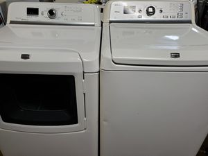 Maytag XL Washer And Dryer for Sale in Gallatin, TN