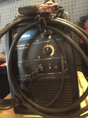 Millermatic 135 wire feed for Sale in Marysville, WA