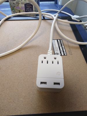 G e 15 ft extension cord for Sale in Johnson City, NY