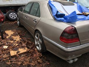 99 Mercedes compressor parts AMG rims Brembo brakes lots of good parts for Sale in Tacoma, WA