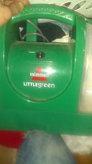 Bissell little green carpet shampooer for Sale in Kansas City, MO