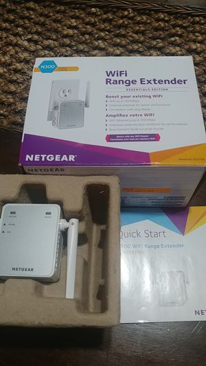 Netgear wifi extender. for Sale in La Mesa, CA