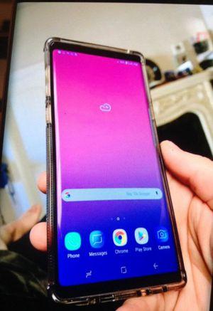 Samsung Galaxy Note 9 Unlocked for Sale in San Jose, CA
