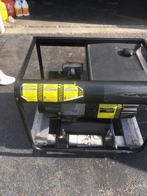 Generator Homelite 5000 watts for Sale in Longwood, FL