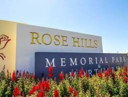 2 Adjoining Cemetery Plots Rose Hills. Heather Lawn. $9000 for Sale in Whittier,  CA