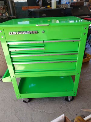 US GENERAL tool box for Sale in Colton, CA