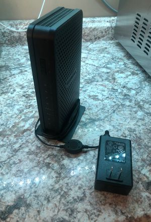 Netgear Wifi Cable modem router for Sale in Brooklyn, NY