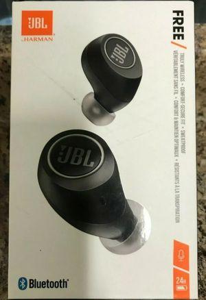 JBL Harman Free Bluetooth Truly Wireless In-Ear Earbuds for Sale in Corona, CA