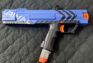 Nerf rival toy gun for Sale in Houston, TX